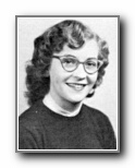 SHIRLEY HAGER: class of 1954, Grant Union High School, Sacramento, CA.