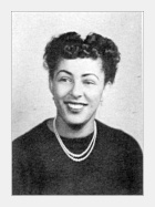 JO ANN PIPKIN: class of 1954, Grant Union High School, Sacramento, CA.