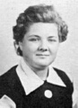 JACKIE ANDERSON: class of 1954, Grant Union High School, Sacramento, CA.