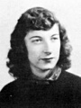 SHIRLEY LADIGES: class of 1954, Grant Union High School, Sacramento, CA.