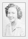 JANICE PARTIRIDGE: class of 1954, Grant Union High School, Sacramento, CA.
