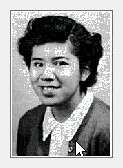 CARMEN REYNOSO: class of 1954, Grant Union High School, Sacramento, CA.