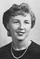 MARLYS ROGERS: class of 1954, Grant Union High School, Sacramento, CA.