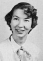 GAIL YOUNG: class of 1954, Grant Union High School, Sacramento, CA.