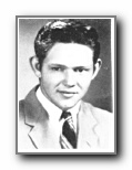 JAMES ADAMS: class of 1956, Grant Union High School, Sacramento, CA.