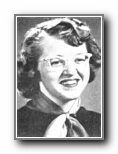 BETTY ARGO: class of 1956, Grant Union High School, Sacramento, CA.