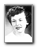BARBARA BROWN: class of 1956, Grant Union High School, Sacramento, CA.