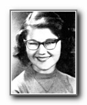 CLAUDIA BROWN: class of 1956, Grant Union High School, Sacramento, CA.