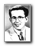 CHESTER COLBY: class of 1956, Grant Union High School, Sacramento, CA.