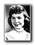 CAROLYN CORKER: class of 1956, Grant Union High School, Sacramento, CA.