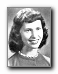 GERALDINE CRISP: class of 1956, Grant Union High School, Sacramento, CA.
