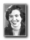 BERTHA FERRALES: class of 1956, Grant Union High School, Sacramento, CA.
