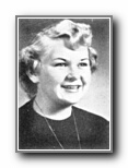 RUTH GENTRY: class of 1956, Grant Union High School, Sacramento, CA.