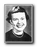 CAROLYN HALL: class of 1956, Grant Union High School, Sacramento, CA.