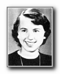 MARILYN HARRIS: class of 1956, Grant Union High School, Sacramento, CA.