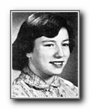 PATRICIA HOEY: class of 1956, Grant Union High School, Sacramento, CA.