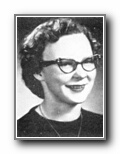 DORRIS HUDDART: class of 1956, Grant Union High School, Sacramento, CA.