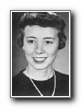 JANET JOHNSON: class of 1956, Grant Union High School, Sacramento, CA.