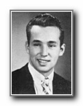RONNIE JOHNSON: class of 1956, Grant Union High School, Sacramento, CA.