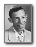 SYLVESTER JOHNSON: class of 1956, Grant Union High School, Sacramento, CA.