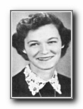 MARY MASTERS: class of 1956, Grant Union High School, Sacramento, CA.