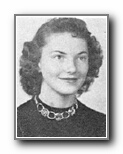 BARBARA LIPPS: class of 1957, Grant Union High School, Sacramento, CA.