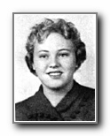 GENETTE MATHIS: class of 1957, Grant Union High School, Sacramento, CA.