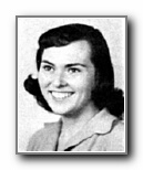 BETTY ANN MC CLELLAN: class of 1957, Grant Union High School, Sacramento, CA.