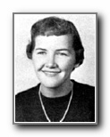 ANNIE MIERS: class of 1957, Grant Union High School, Sacramento, CA.