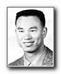 LY MOON: class of 1957, Grant Union High School, Sacramento, CA.
