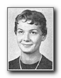 NANCY TESSORE: class of 1957, Grant Union High School, Sacramento, CA.