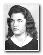 LINDA LA CERT: class of 1958, Grant Union High School, Sacramento, CA.