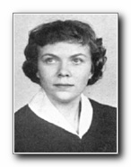 MARGARET LIPPINCOTT: class of 1958, Grant Union High School, Sacramento, CA.