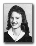 JOYCE MARTIN: class of 1958, Grant Union High School, Sacramento, CA.