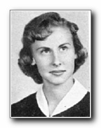 GLENYS MATTOCK: class of 1958, Grant Union High School, Sacramento, CA.