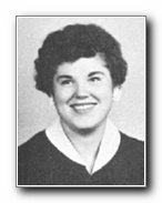 SHARON MORGAN: class of 1958, Grant Union High School, Sacramento, CA.