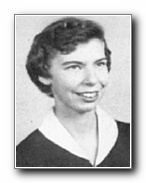 SHIRLEY MORTENSON: class of 1958, Grant Union High School, Sacramento, CA.
