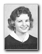 DOLORES OVERBY: class of 1958, Grant Union High School, Sacramento, CA.