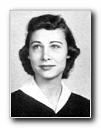 MARY KAY UNDEN: class of 1958, Grant Union High School, Sacramento, CA.