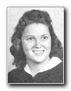 DORIS WAGNER: class of 1958, Grant Union High School, Sacramento, CA.