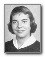 LINDA WEEMS: class of 1958, Grant Union High School, Sacramento, CA.
