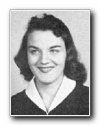 PATRICIA WELLS: class of 1958, Grant Union High School, Sacramento, CA.