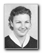 LOIS WHITE: class of 1958, Grant Union High School, Sacramento, CA.