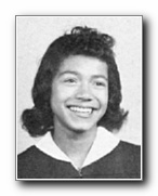 ESSIE WIGFALL: class of 1958, Grant Union High School, Sacramento, CA.