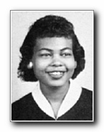 MARION WILLIAMS: class of 1958, Grant Union High School, Sacramento, CA.