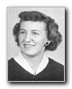 BARBARA E WRYE: class of 1958, Grant Union High School, Sacramento, CA.