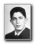 BEN BAEZ: class of 1959, Grant Union High School, Sacramento, CA.
