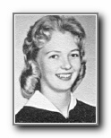 KATHY BECK: class of 1961, Grant Union High School, Sacramento, CA.