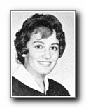 JEAN BECKER: class of 1961, Grant Union High School, Sacramento, CA.