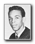 FRED BROWN: class of 1961, Grant Union High School, Sacramento, CA.